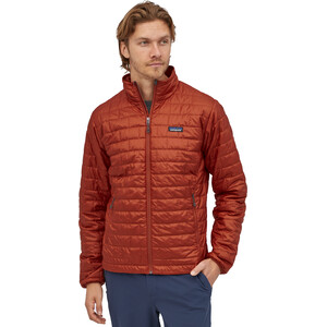 Patagonia Nano Puff Jacke Herren roots red roots red