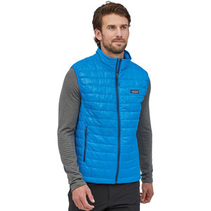 Patagonia Nano Puff Weste Herren andes blue/andes blue andes blue/andes blue