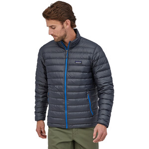 Patagonia Down Sweater Miehet, smolder blue w/andes blue smolder blue w/andes blue
