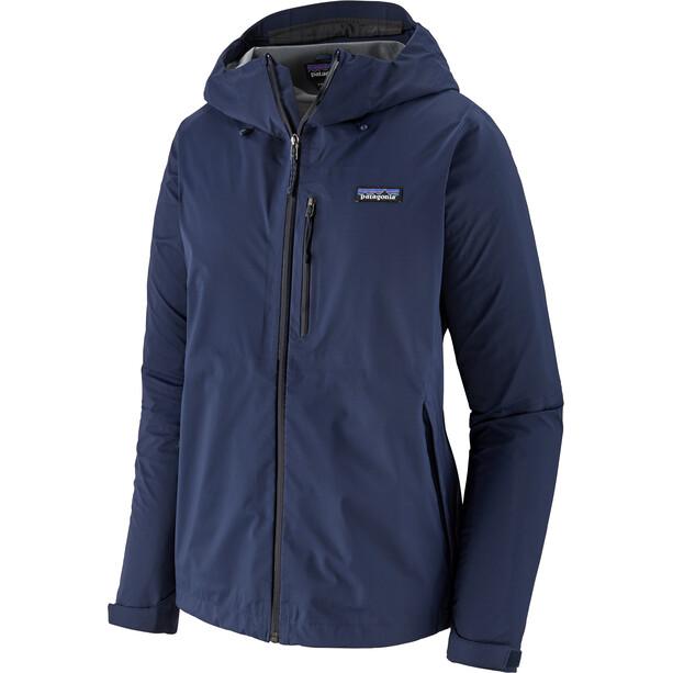 Patagonia Rainshadow Jacke Damen blau