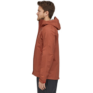 Patagonia Torrentshell 3L Jacke Herren roots red roots red