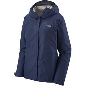 Patagonia Torrentshell 3L Jacke Damen blau blau