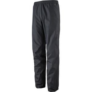 Patagonia Torrentshell Pantalon Homme, noir noir