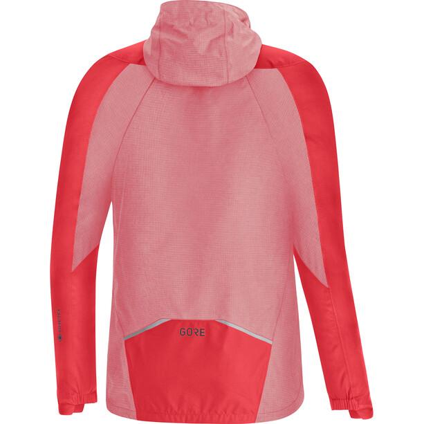 GORE WEAR C5 Gore-Tex Trail Kapuzenjacke Damen pink/rot
