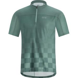 GORE WEAR C3 Chess Zip Jersey Men nordic blue nordic blue
