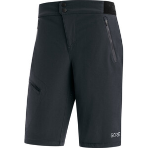 GORE WEAR C5 Shorts Damer, black black