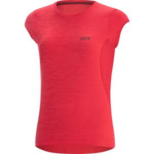 GORE WEAR R3 Lyhythihainen Paita Naiset, vaaleanpunainen vaaleanpunainen
