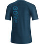 GORE WEAR M Line Brand Shirt Damen deep water blue/dynamic cyan