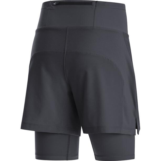 GORE WEAR R5 2in1 Shorts Damen black