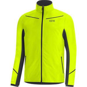 GORE WEAR R3 Gore-Tex Infinium Partial Jacke Herren neon yellow/black neon yellow/black