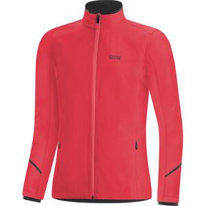 GORE WEAR R3 Gore-Tex Infinium Partial Jacke Damen hibiscus pink hibiscus pink