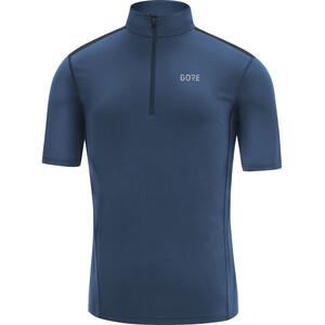 GORE WEAR R5 Zip Shirt Herren deep water blue deep water blue