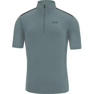 GORE WEAR R5 Zip Shirt Herren blau blau