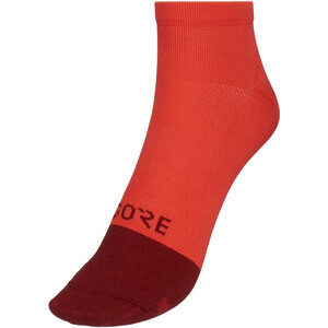 GORE WEAR M Light Kurze Socken pink/rot pink/rot