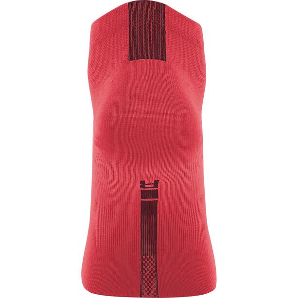 GORE WEAR M Light Kurze Socken pink/rot