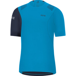 GORE WEAR R7 Shirt Herren dynamic cyan/orbit blue dynamic cyan/orbit blue