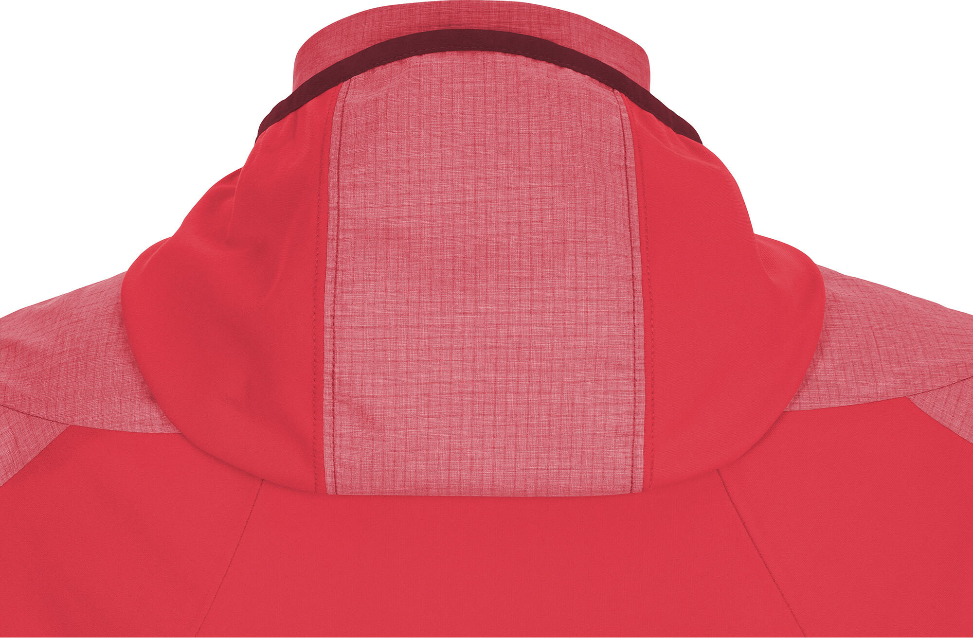 GORE WEAR C5 Gore Tex Infinium Hybrid Kapuzenjacke Damen hibiscus pink