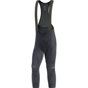 GORE WEAR C3+ 3/4 Bib Tights Men black black
