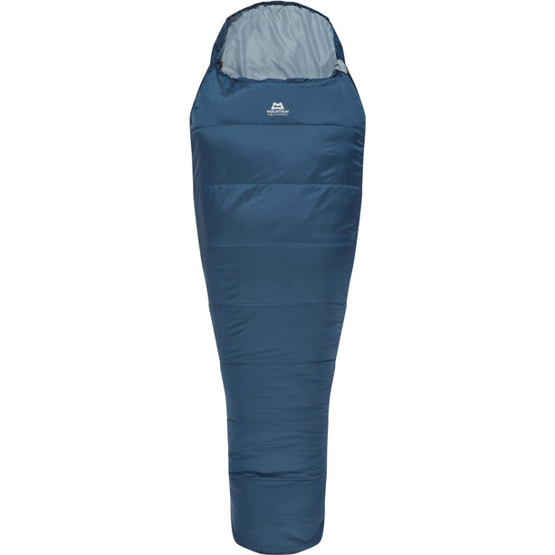 Mountain Equipment Lunar Micro Sac de couchage Regular, denim blue
