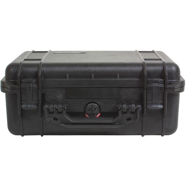 Peli 1450 Box with Foam Insert, musta