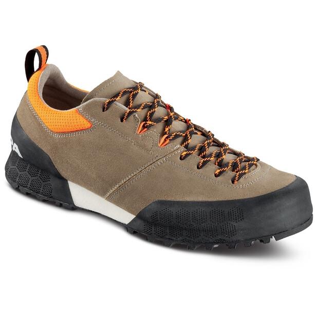 Scarpa Kalipè Schuhe Damen braun/schwarz