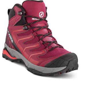 Scarpa Maverick GTX Mid Shoes Women red violet/cherry red violet/cherry