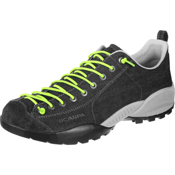 Scarpa Mojito Denim Schuhe black/green