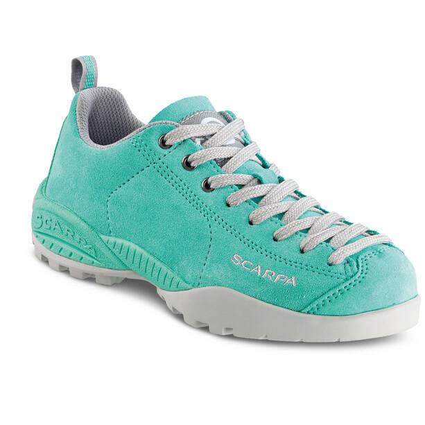 Scarpa Mojito Schuhe Kinder türkis