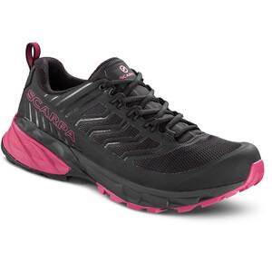 Scarpa Rush Schuhe Damen black/cherry black/cherry