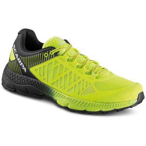 Scarpa Spin Ultra Schuhe Herren gelb/schwarz gelb/schwarz