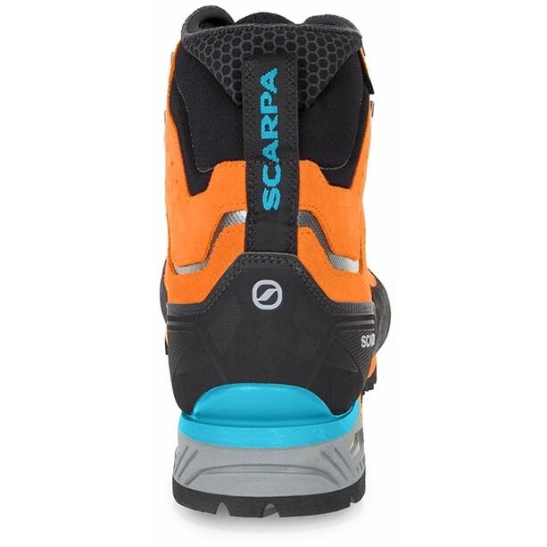 Scarpa Zodiac Tech GTX Schuhe tonic