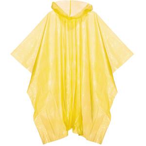 CAMPZ Notfall Poncho yellow yellow