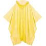 CAMPZ Notfall Poncho yellow