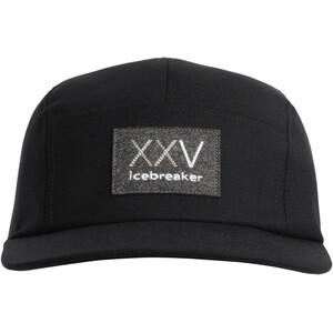 Icebreaker Anniversary Hat black black