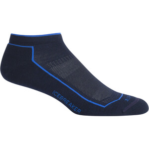 Icebreaker Hike Cool Lite Low-Cut Socks Herr midnight navy midnight navy