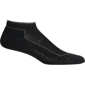 Icebreaker Hike Cool Lite Low-Cut Socks Dam grå grå