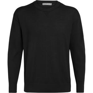 Icebreaker Nova Sweater Sweatshirt Herr black black