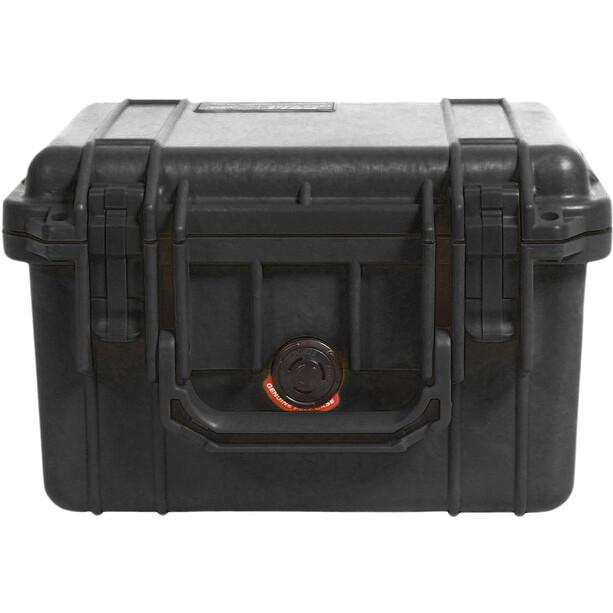 Peli 1300 Box mit Schaumeinsatz black