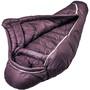 Grüezi-Bag Biopod DownWool Subzero 175 Schlafsack lila