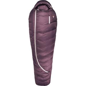 Grüezi-Bag Biopod DownWool Subzero 175 Sac de couchage, violet violet