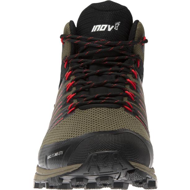 inov-8 Roclite 345 GTX Schuhe Herren brown/red