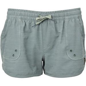 United By Blue Original Hybrid Shorts Dames, groen groen