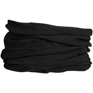 GripGrab Merino Halsrør, sort sort