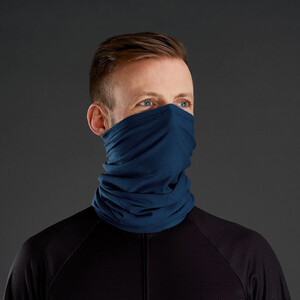 GripGrab Merino Multifunctional Neck Warmer navy navy
