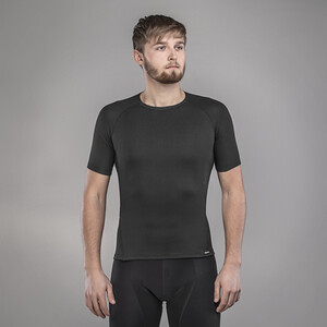 GripGrab Ride Thermal SS Baselayer, black black