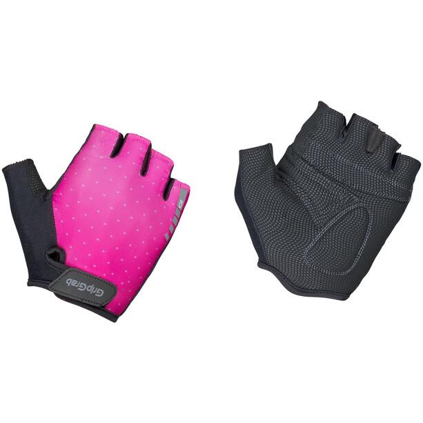 GripGrab Rouleur Padded Handschuhe Damen pink