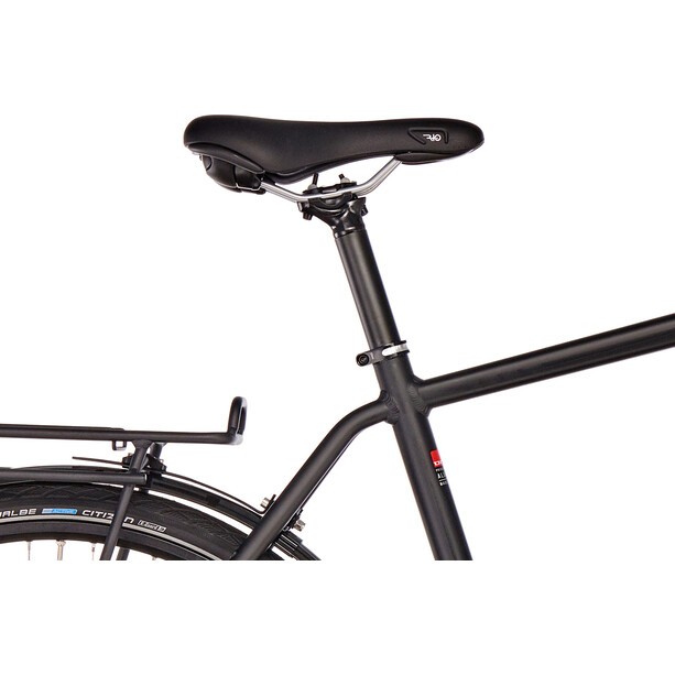 Ortler Tours Powertube black matt