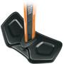 SKS Airworx 10.0 Gulvpumpe orange
