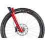 Norco Bicycles Range VLT C1, eggshell white/rockshox red