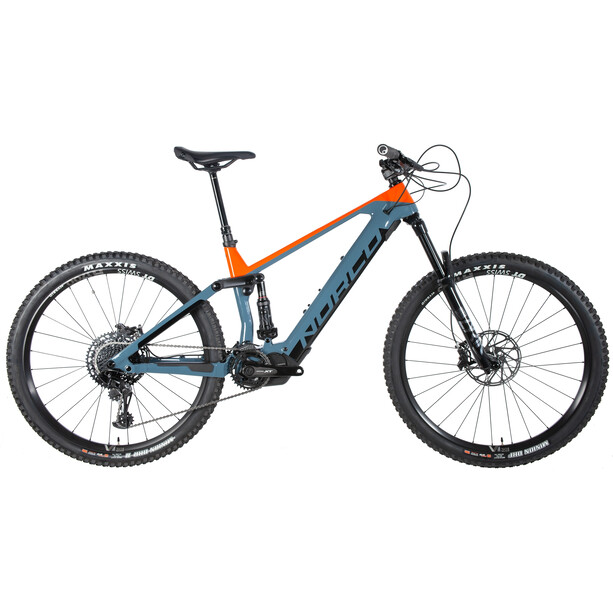 "Norco Bicycles Sight VLT C1 29"" navy blue/process blue/orange"